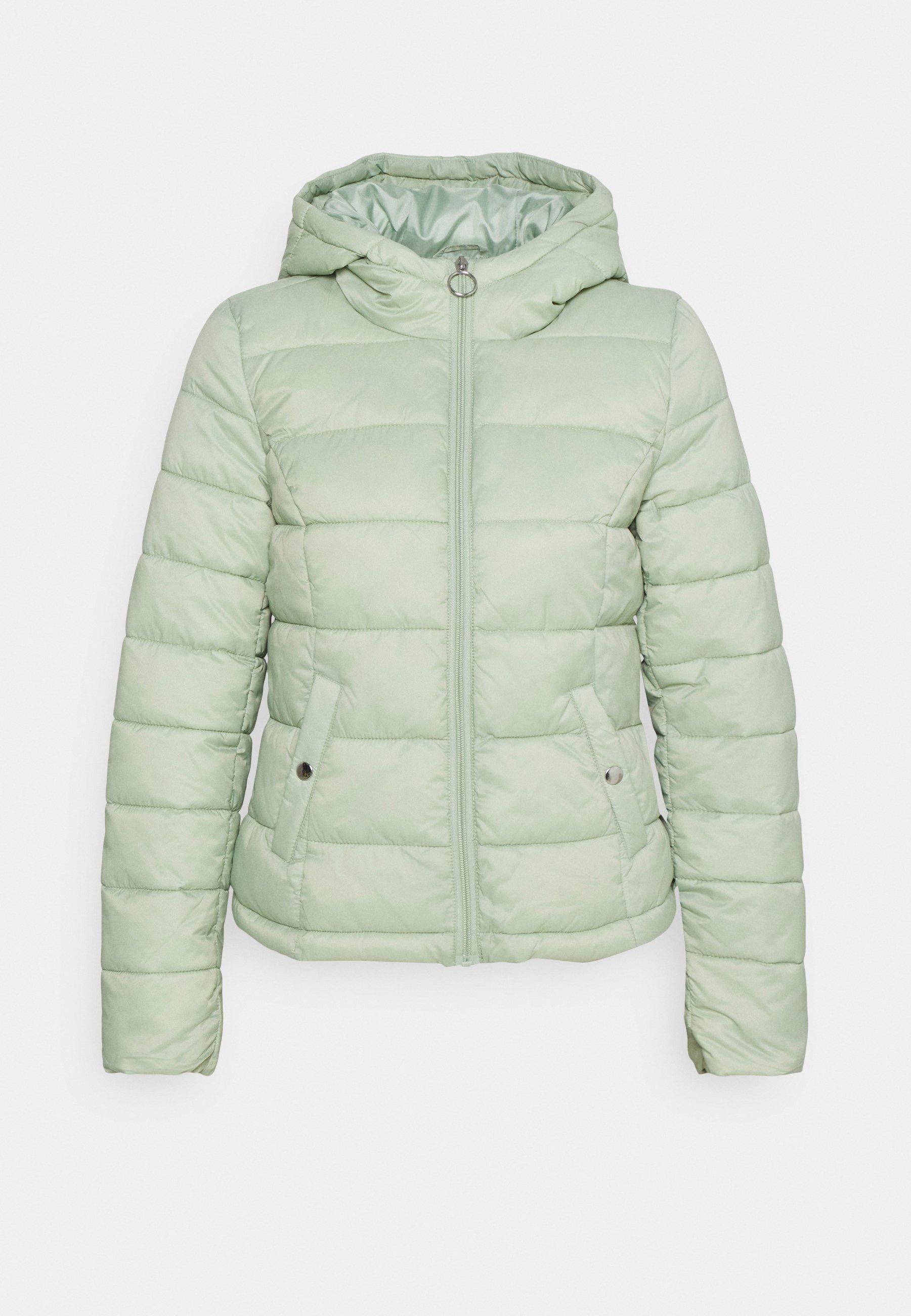 Women JDYZULU HOOD JACKET - Winter jacket