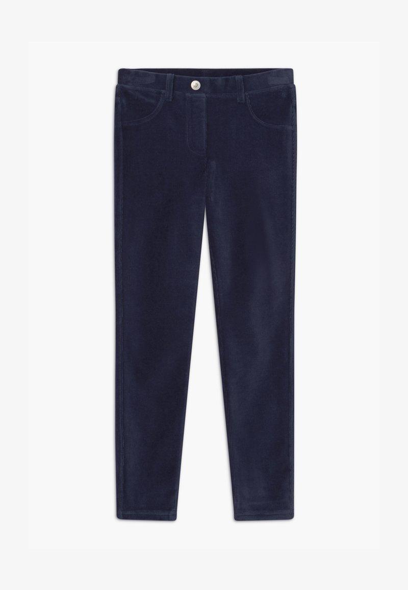 Benetton - BASIC GIRL - Broek - dark blue