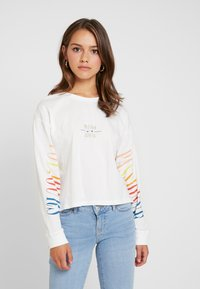 River Island Petite - Long sleeved top - white - 0