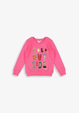 Sweater - dark pink