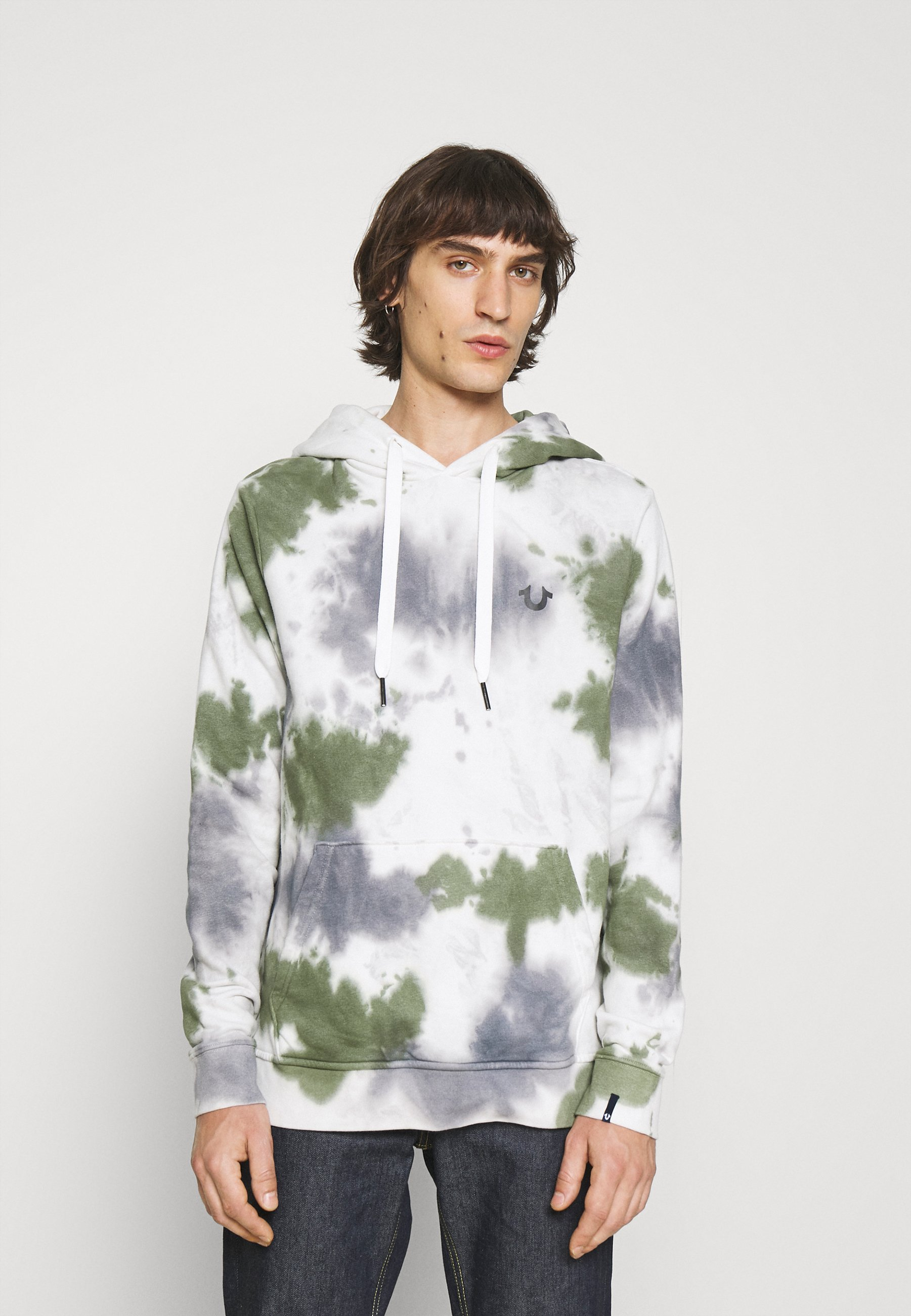 Men HOODY BATIK  - Sweatshirt
