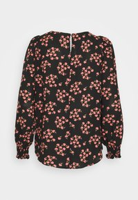 Wallis Petite - FAN FLORAL - Bluser - black - 1