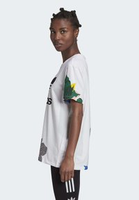 adidas Originals - HER STUDIO LONDON LOOSE T-SHIRT - Print T-shirt - white - 3