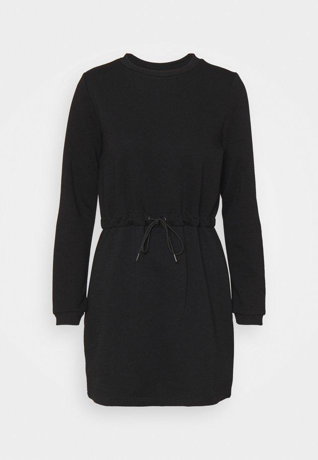 NMALISA DRESS  - Korte jurk - black
