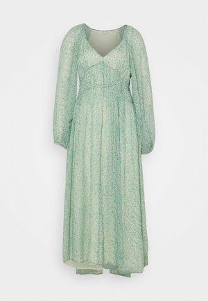 PHEOBE DRESS - Maxi šaty - meadow jade