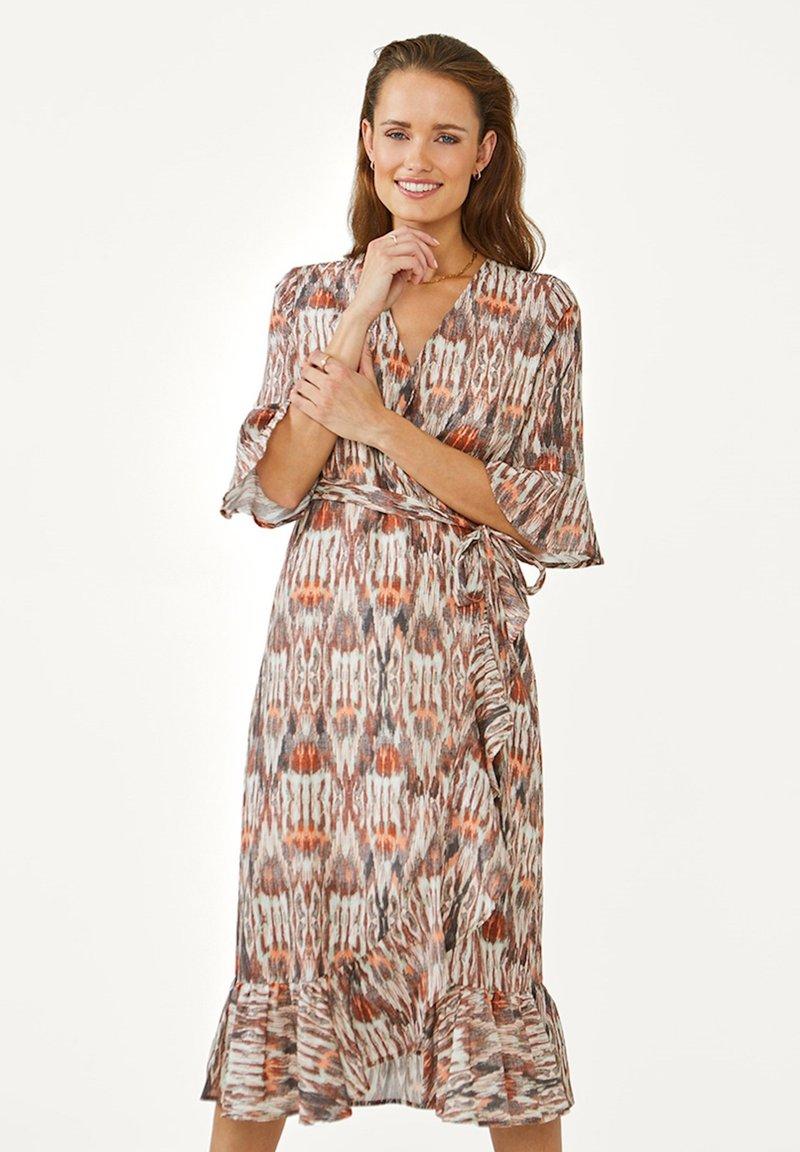 Aaiko - ARNELLE - Day dress - terra dessin