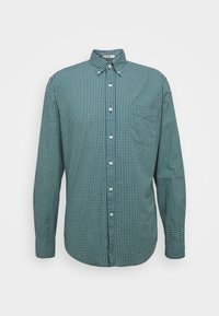 J.CREW - CLASSIC PARKER GINGHAM - Shirt - royal green - 4