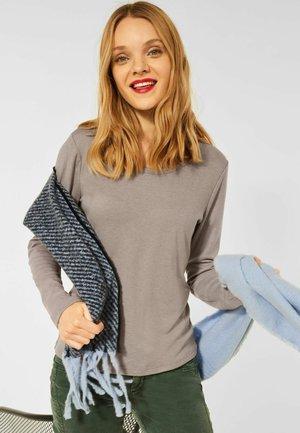 SOFTES  - Long sleeved top - beige