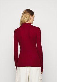 HUGO - NERELLI - Jumper - open red - 2