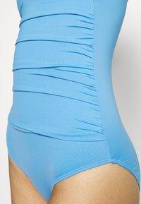 Marks & Spencer London - MAGIC BANDEAU - Swimsuit - blue - 8