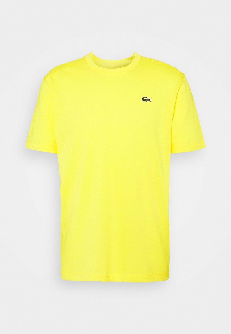 Lacoste Sport - CLASSIC - T-shirt basic - daphne yellow