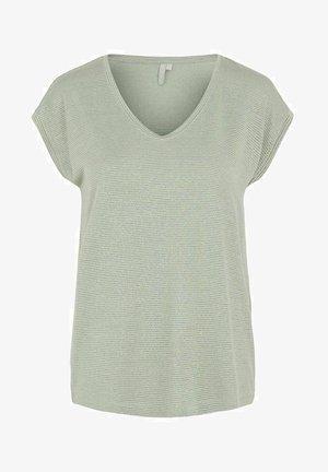 T-shirt basic - desert sage