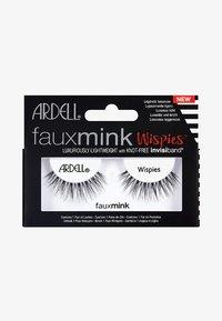 Ardell - FAUX MINK WISPIES - False eyelashes - - - 0