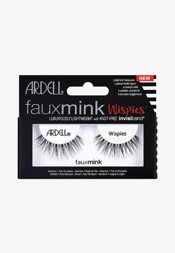 FAUX MINK WISPIES - False eyelashes - -