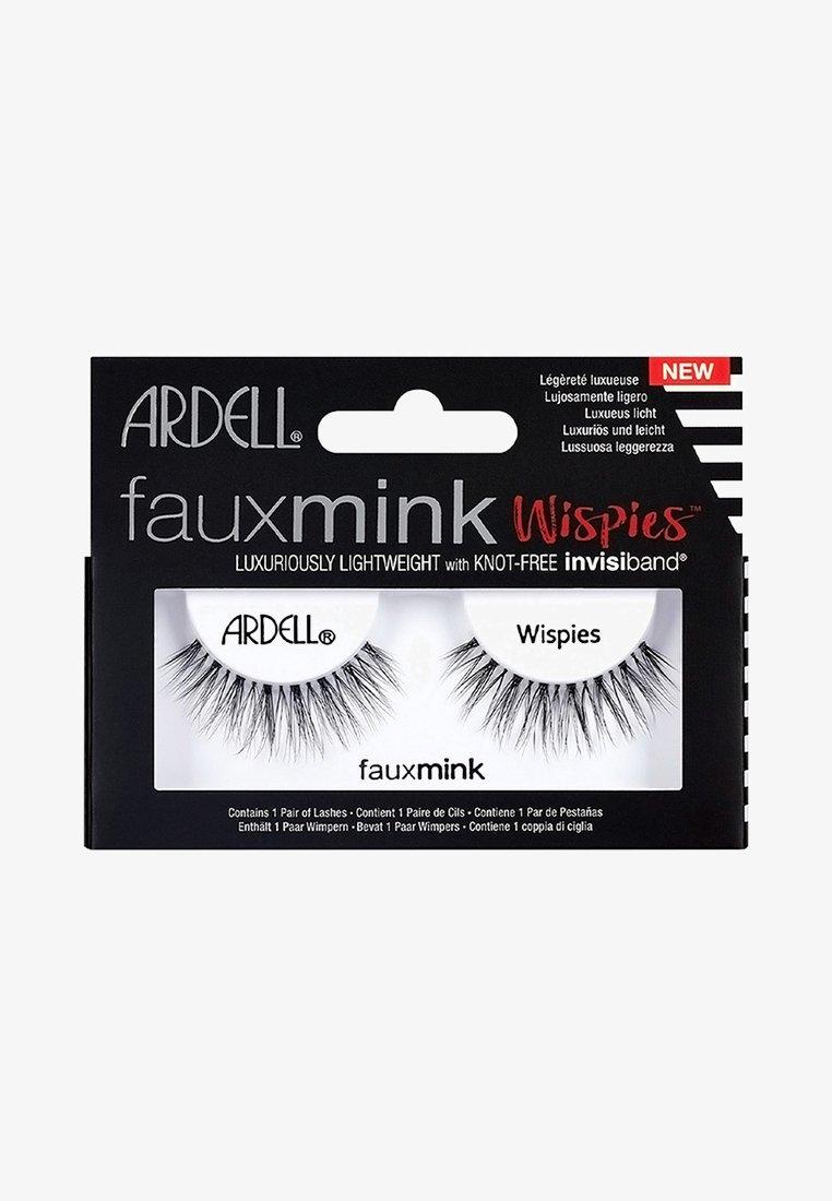 Ardell - FAUX MINK WISPIES - False eyelashes - -
