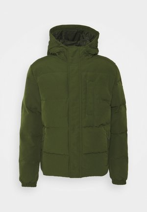 THE BODYGUARD - Winter jacket - rifle green