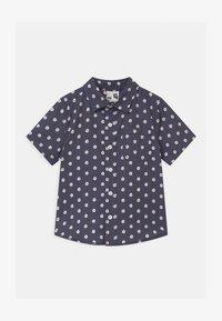 Cotton On - RESORT SHORT SLEEVE - Camisa - ditsy/vintage navy - 0