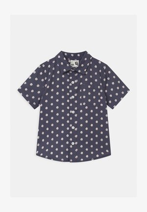 RESORT SHORT SLEEVE - Shirt - ditsy/vintage navy