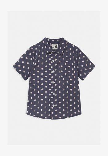 RESORT SHORT SLEEVE - Shirt - ditsy/vintage navy