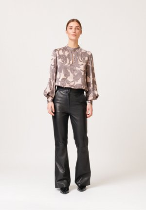 STACY - Tunic - amur taupe