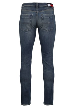 SCANTON - Jeans slim fit - blue denim