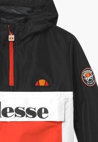 Ellesse - GARINOS - Jas - black/red - 2