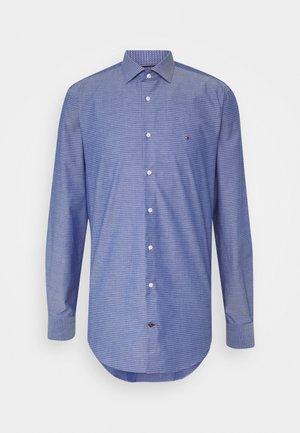 DOBBY DESIGN CLASSIC - Kostymskjorta - blue