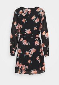 Anna Field - Day dress - black/pink - 5