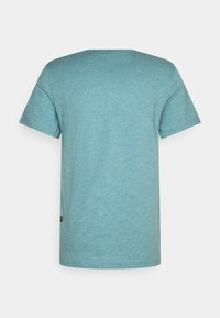 G-Star - BASE - T-shirt - bas - bright nickel - 1