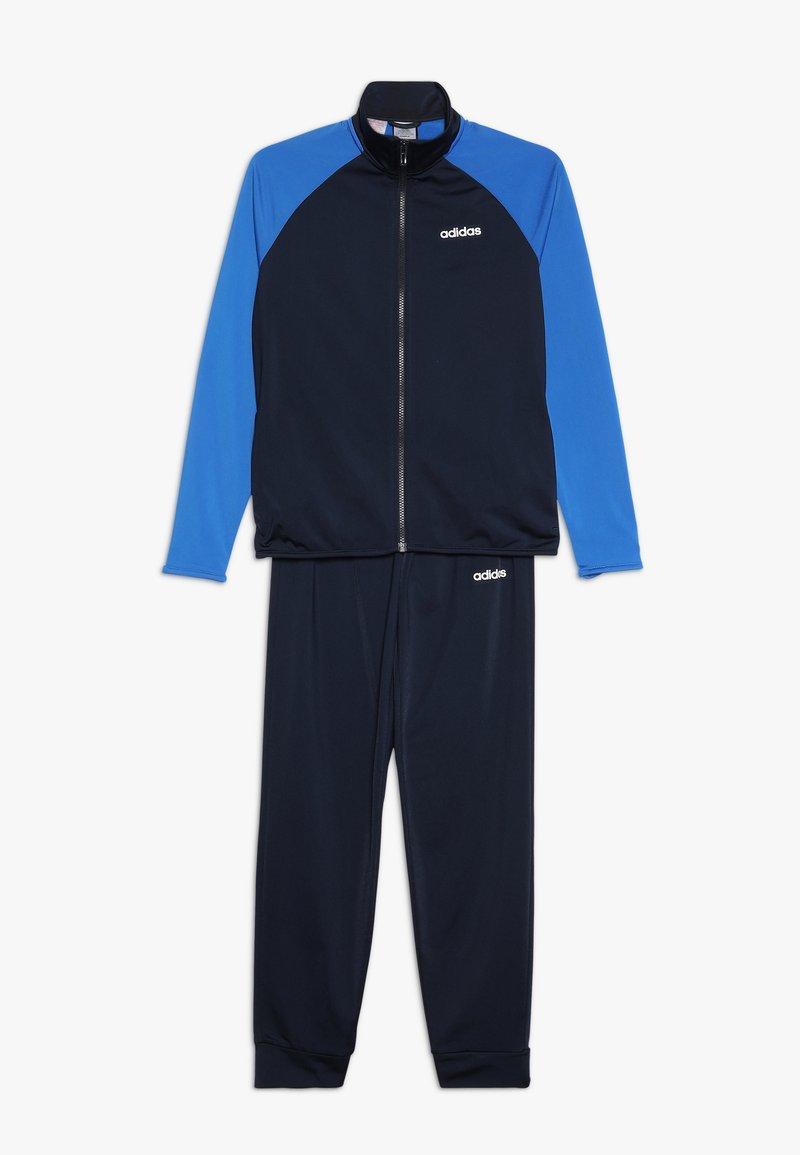 adidas Performance - ENTRY UNISEX SET  - Trainingsanzug - legend ink/blue