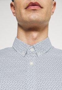 TOM TAILOR - Shirt - white/blue - 6