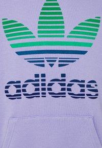 adidas Originals - OMBRE UNISEX - Sweatshirt - light purple - 6