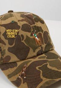 Polo Ralph Lauren - CLASSIC SPORT - Cappellino - frog skin - 5