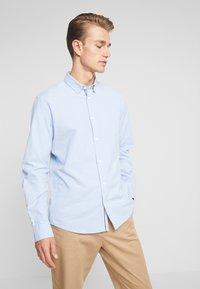 Solid - JUAN OXFORD - Shirt - sky blue - 0