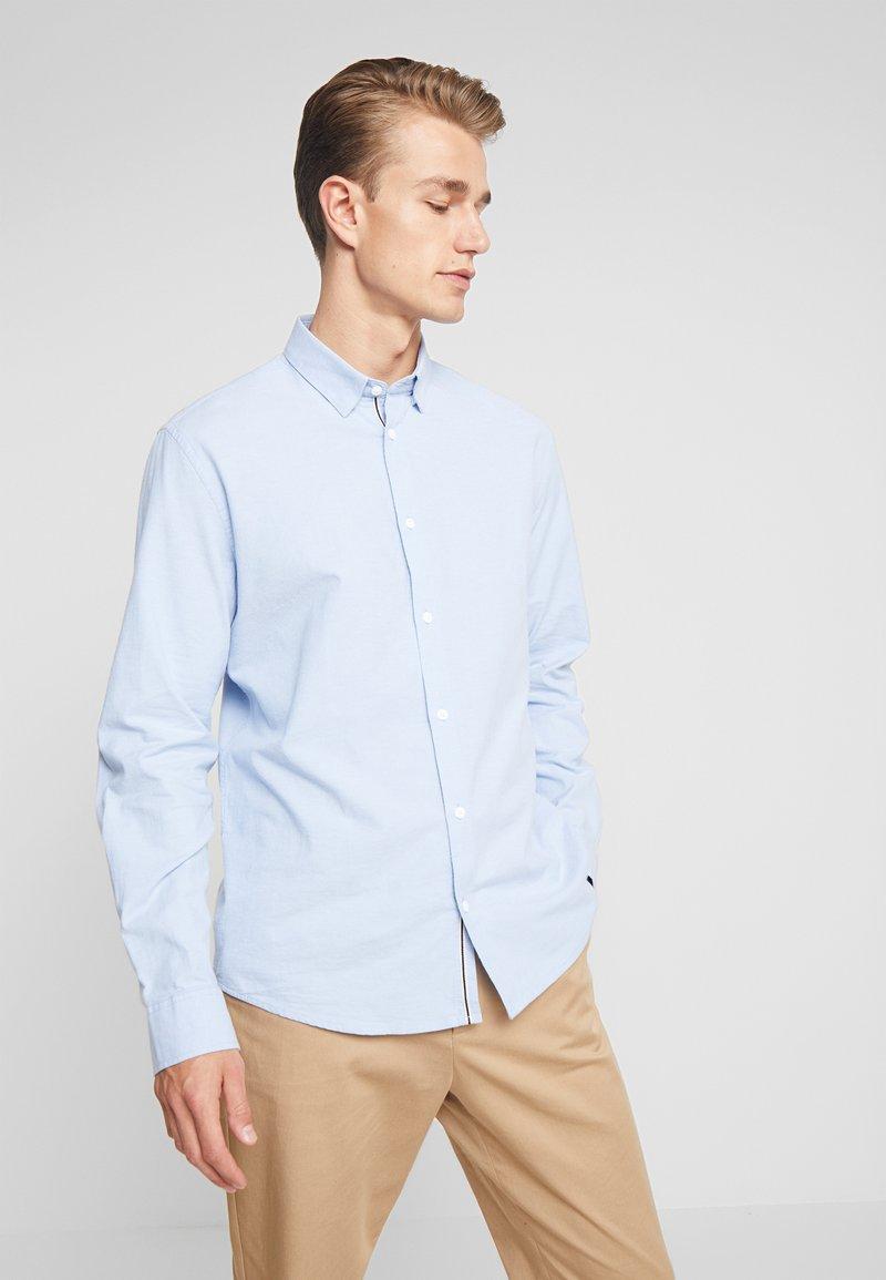 Solid - JUAN OXFORD - Shirt - sky blue