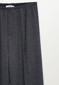 Mango - SOFT - Pantalon classique - grigio - 4