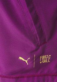 Puma - TRAIN FIRST MILE JACKET - Sportovní bunda - multi-coloured - 3