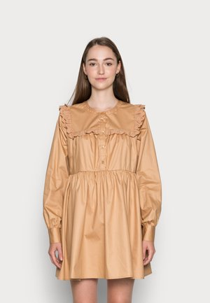 CAMRYN DRESS - Denní šaty - black