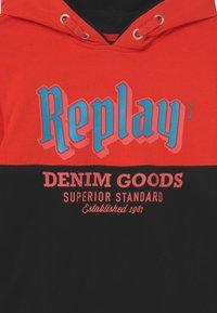Replay - Sweatshirt - red - 2