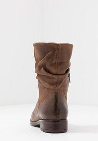 Anna Field - LEATHER CLASSIC ANKLE BOOTS - Kotníkové boty - brown - 5