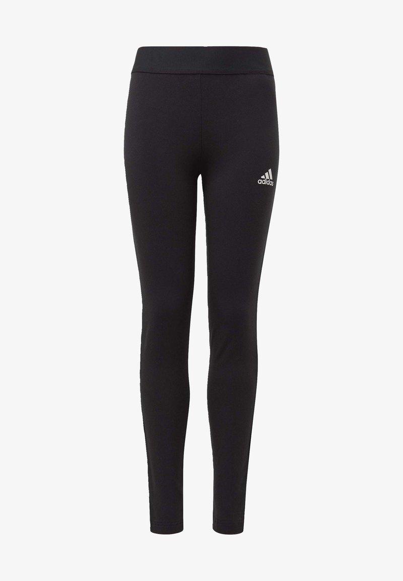 adidas Performance - MUST HAVES 3-STRIPES LEGGINGS - Collant - black