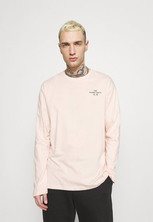 UNISEX - Long sleeved top - pink