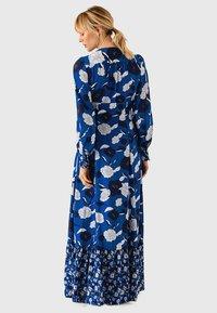 IVY & OAK - BOHEMIAN  - Maxiklänning - brilliant blue - 2
