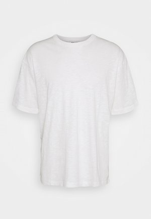 TRIPLE - Basic T-shirt - ecru