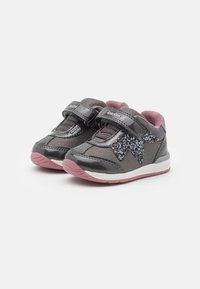Geox - RISHON GIRL - Sneakers laag - dark grey - 1