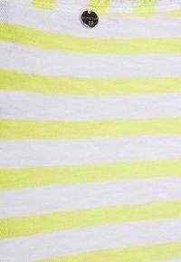 Rich & Royal - HEAVY STRIPED - Long sleeved top - lemonade - 2