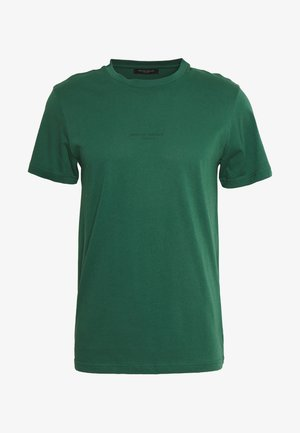 GUSTAV BUSTER TEE - Basic T-shirt - dark green