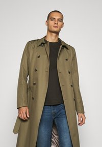Burton Menswear London - SHORT SLEEVE CREW 10 PACK - T-shirt basic - charcole/navy - 5