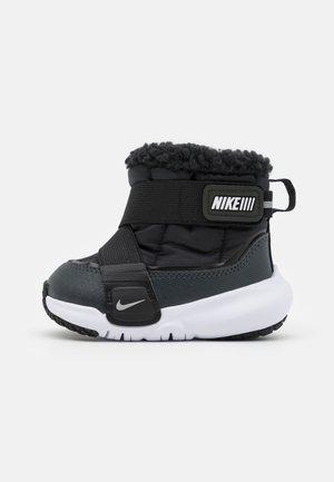 FLEX ADVANCE BOOT  - Sneaker high - black/white/dark smoke grey/university red