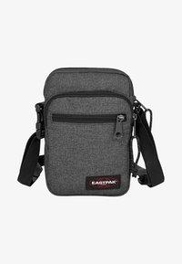 Eastpak - DOUBLE ONE CORE COLORS - Across body bag - black denim - 1